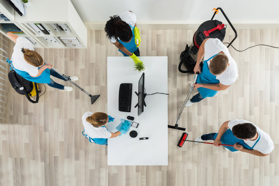 commercial cleaning services in Portland OR